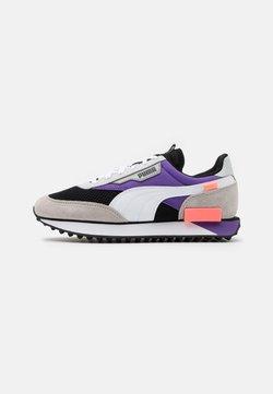 Puma - FUTURE RIDER GALAXY  - Baskets basses - black/ultra violet