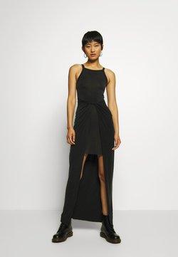 AllSaints - SAMI DRESS - Maxi-jurk - black