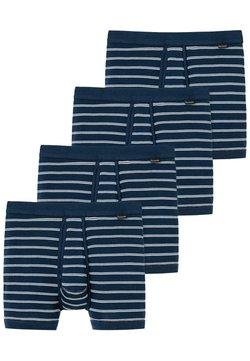 Schiesser - 4 PACK - Panties - dunkelblau