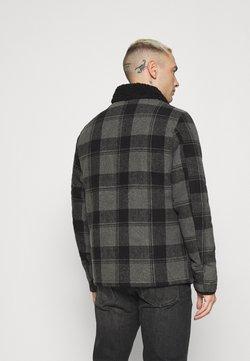 Cars Jeans - WOODALL  - Korte jassen - mid grey