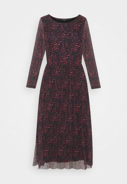 More & More - DRESS - Vapaa-ajan mekko - dark red