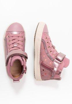 Geox - KALISPERA GIRL - Sneaker high - dark pink