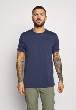 Houdini - BIG UP TEE - T-Shirt basic - bucket blue