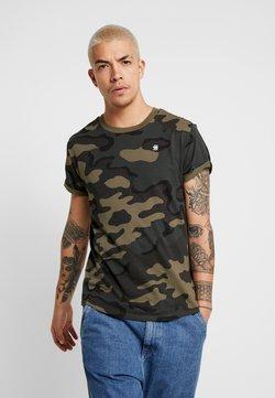 G-Star - SHELO - T-Shirt print - black