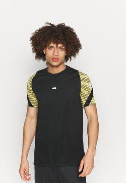 Nike Performance - STRIKE  - Funktionsshirt - black/saturn gold/black/white