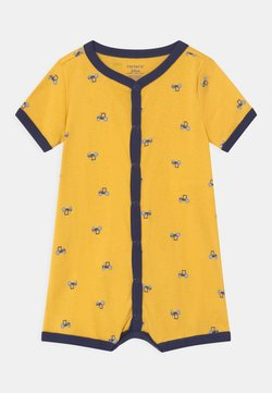 Carter's - TRACTOR - Jumpsuit - yellow