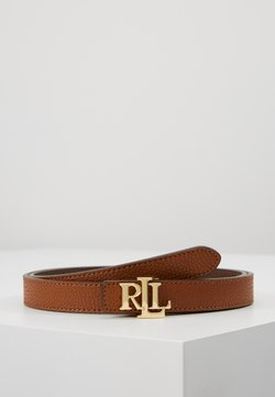Lauren Ralph Lauren - Ceinture - tan/dark brown