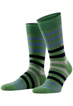 Burlington - BLACKPOOL - Socken - khaki green