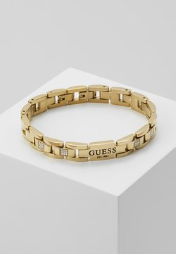 Guess - FLAT PLATE - Armband - gold-coloured