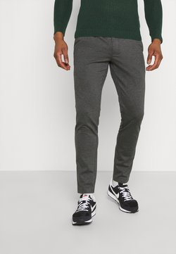 Redefined Rebel - PRINCE PANTS - Trousers - dark grey