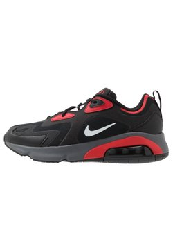 Nike Sportswear - AIR MAX 200 - Sneakers laag - black/white/university red/dark grey