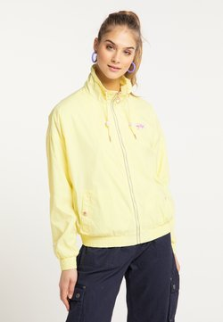 myMo - Windbreaker - light yellow