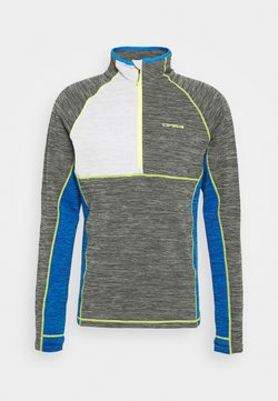 Icepeak - DENISON - Fleecepullover - lead grey