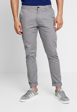 Scotch & Soda - STUART CLASSIC SLIM FIT - Chinos - grey