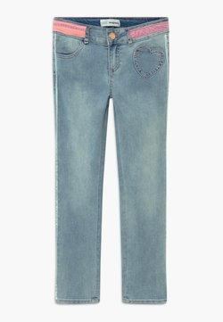 Desigual - GONZALEZ - Slim fit jeans - blue denim