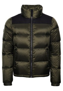Superdry - SPORTSTYLE CODE  - Doudoune - superdry olive