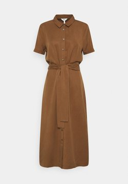 Object - OBJTILDA ISABELLA DRESS  - Vestido camisero - partridge