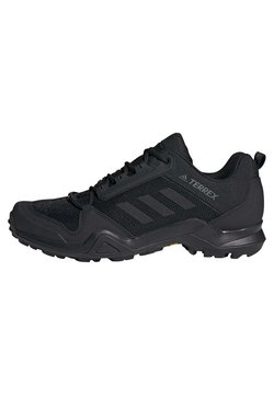 adidas Performance - TERREX AX3 HIKING SHOES - Hikingschuh - black