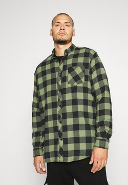 URBN SAINT - HECK - Chemise - loden green