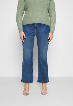 Levi's® Plus - 725 PL HR BOOTCUT - Bootcut jeans - rio rave plus