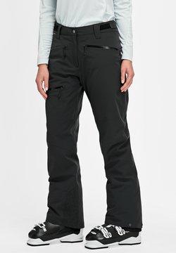 Mammut - STONEY - Spodnie narciarskie - black