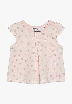 Sanetta fiftyseven - BLOUSE BABY - Blusa - seashell rose