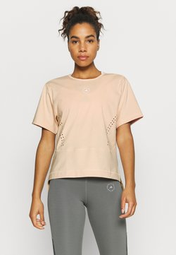 adidas by Stella McCartney - Funktionsshirt - soft powder