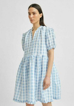 Selected Femme - Freizeitkleid - cashmere blue