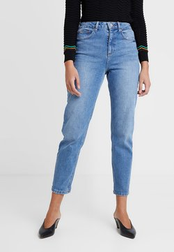 Miss Selfridge - PLAIN MOM - Relaxed fit jeans - blue