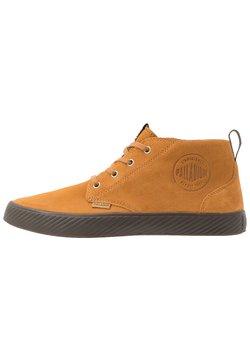 Palladium - PALLAPHOENIX - Sneaker high - amber gold