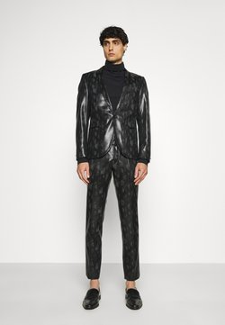 Twisted Tailor - FLEETWOOD SUIT - Puku - black