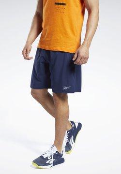 Reebok - SPEEDWICK SPEED SHORTS - kurze Sporthose - blue