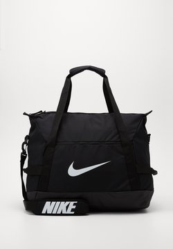 Nike Performance - TEAM DUFF - Sac de sport - black/black/white