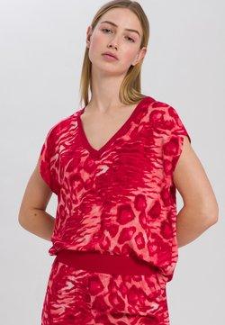 Marc Aurel - Bluse - red varied