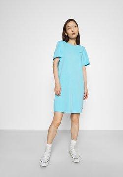 Levi's® - ELLE DRESS - Jersey dress - blue topaz