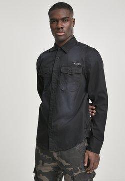 Brandit - HARDEE - Overhemd - black