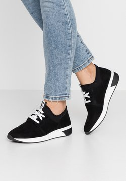 LOVE OUR PLANET by MARCO TOZZI - LACE-UP - Trainers - black