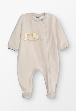 Jacky Baby - WAGENANZUG BASIC LINE NEWBORN - Overall / Jumpsuit - beige