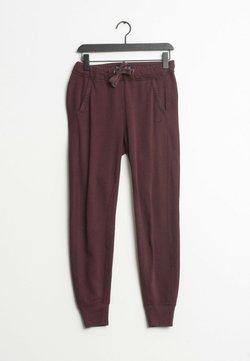 Abercrombie & Fitch - Jogginghose - red