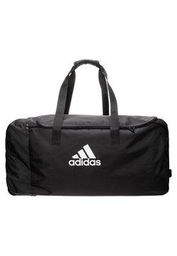 adidas Performance - TIRO WHEELED DUFFEL EXTRA LARGE - Sporttasche - black/white