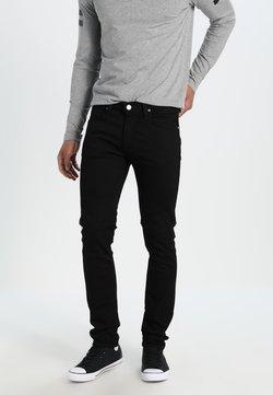 Lee - LUKE - Jeans slim fit - clean black