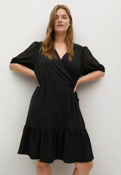 Violeta by Mango - Day dress - zwart