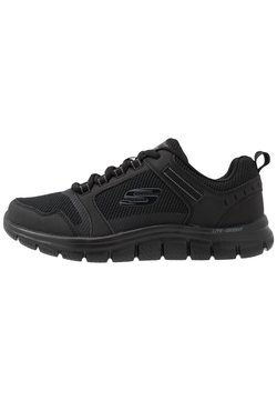 Skechers Sport - TRACK - Sneaker low - black