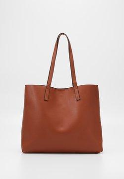 Even&Odd - Tote bag - cognac