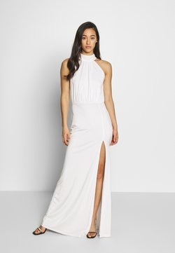 Nly by Nelly - FYI BOW GOWN - Iltapuku - white