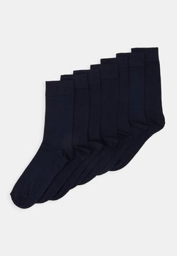 Pier One - 7 PACK - Sokken - dark blue
