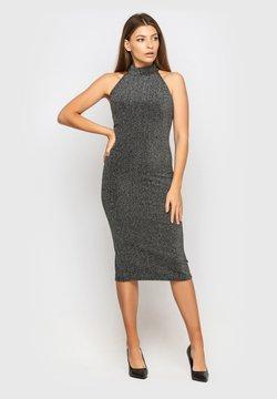 Santali - Cocktailkleid/festliches Kleid - grau