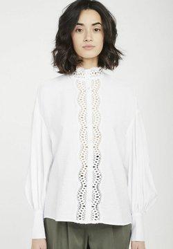 NAF NAF - Koszula - white