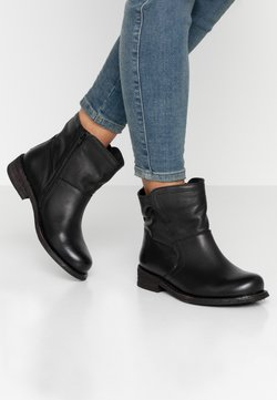Felmini Wide Fit - GREDO - Stiefelette - black
