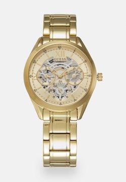 Guess - LADIES DRESS - Horloge - gold-coloured